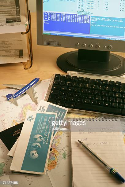 Ticket Booking at Travel Agency