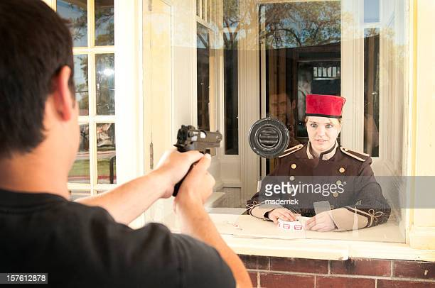 Ticket Booth Shooting