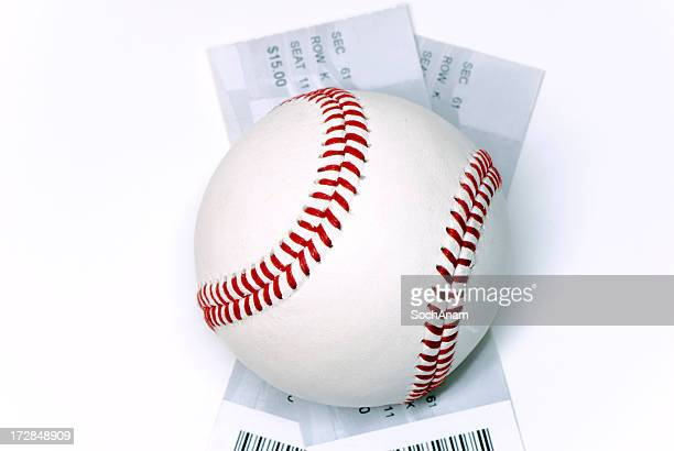 Ticket Series - Baseball 2