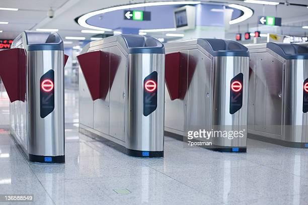 ticket validation machines