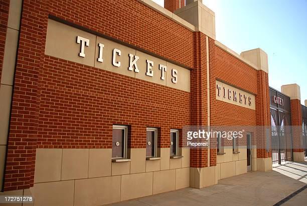 Ticket Window Left