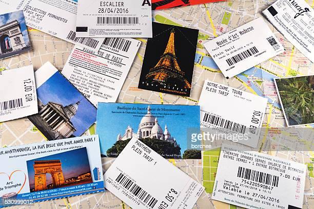Billets de Paris
