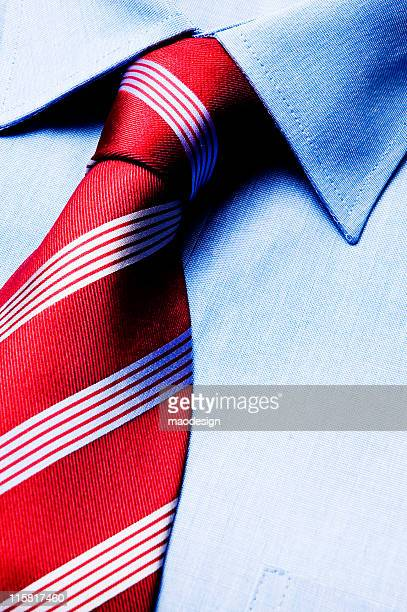 Tie and collar