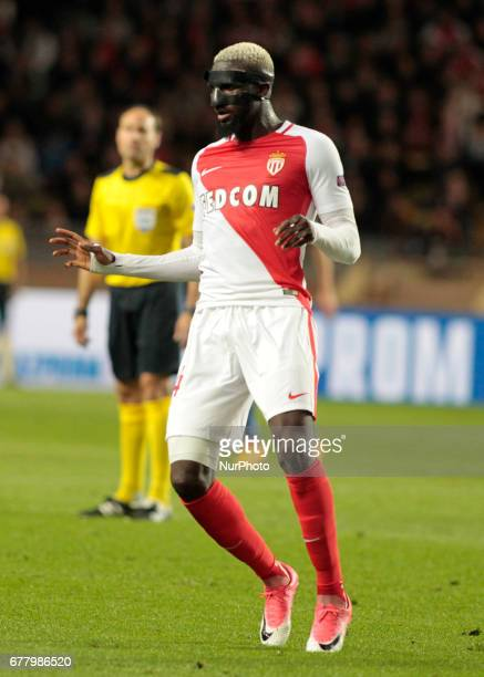Tiemoue Bakayoko during Champions League Semifinals match between Juventus v Monaco in Principality of Monaco on may 3 2017