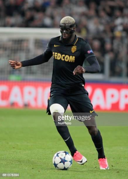 Tiemoue Bakayoko during Champions League Semifinals match between Juventus v Monaco in Turin on May 9 2017