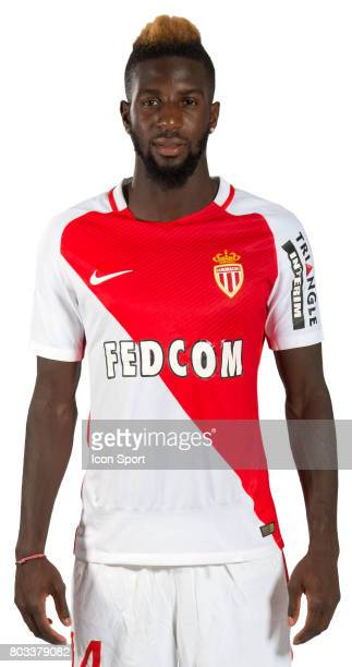 Tiemoue Bakayoko of As Monaco during official photo shooting of As Monaco Ligue 1 on September 15th 2016 in Monaco