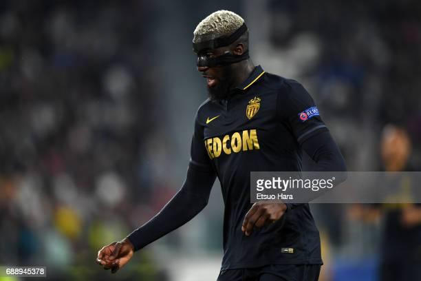 Tiemoue Bakayoko of AS Monaco in action during the UEFA Champions League Semi Final second leg match between Juventus and AS Monaco at Juventus...