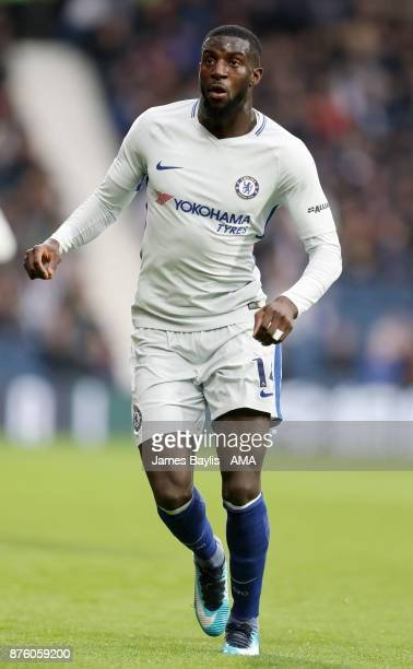 Tiemoue Bakayoko of Chelsea during the Premier League match between West Bromwich Albion and Chelsea at The Hawthorns on November 18 2017 in West...