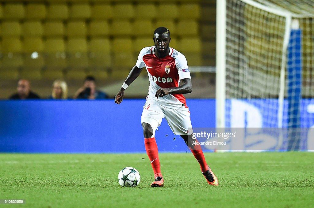 Monaco v Bayer Leverkusen - Champions League : News Photo