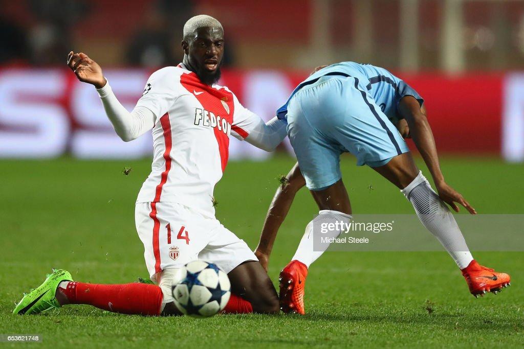 AS Monaco v Manchester City FC - UEFA Champions League Round of 16: Second Leg : News Photo
