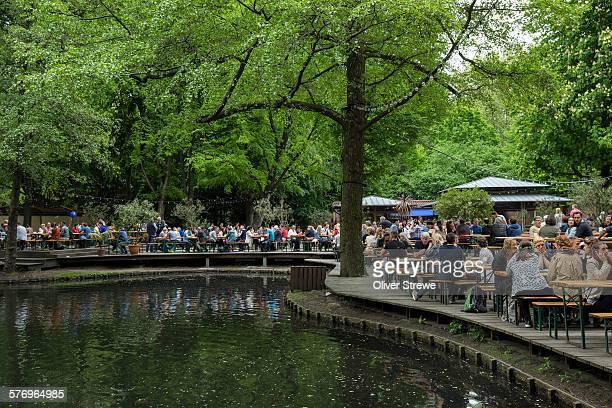 Tiergarten, Berlin