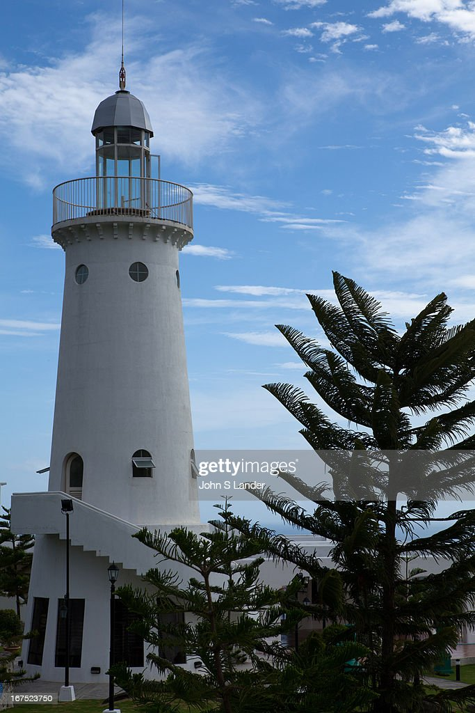 Tierra Alta Lighthouse is actually a part of the Tierra Alta Club House, in a housing development of the same name. Because of its high terrain, there are expansive views of the town of Dumaguete below, ocean and nearby Visayan Islands, and cool breezes. .