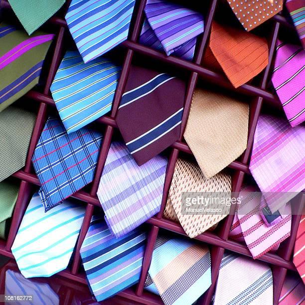 Les cravates