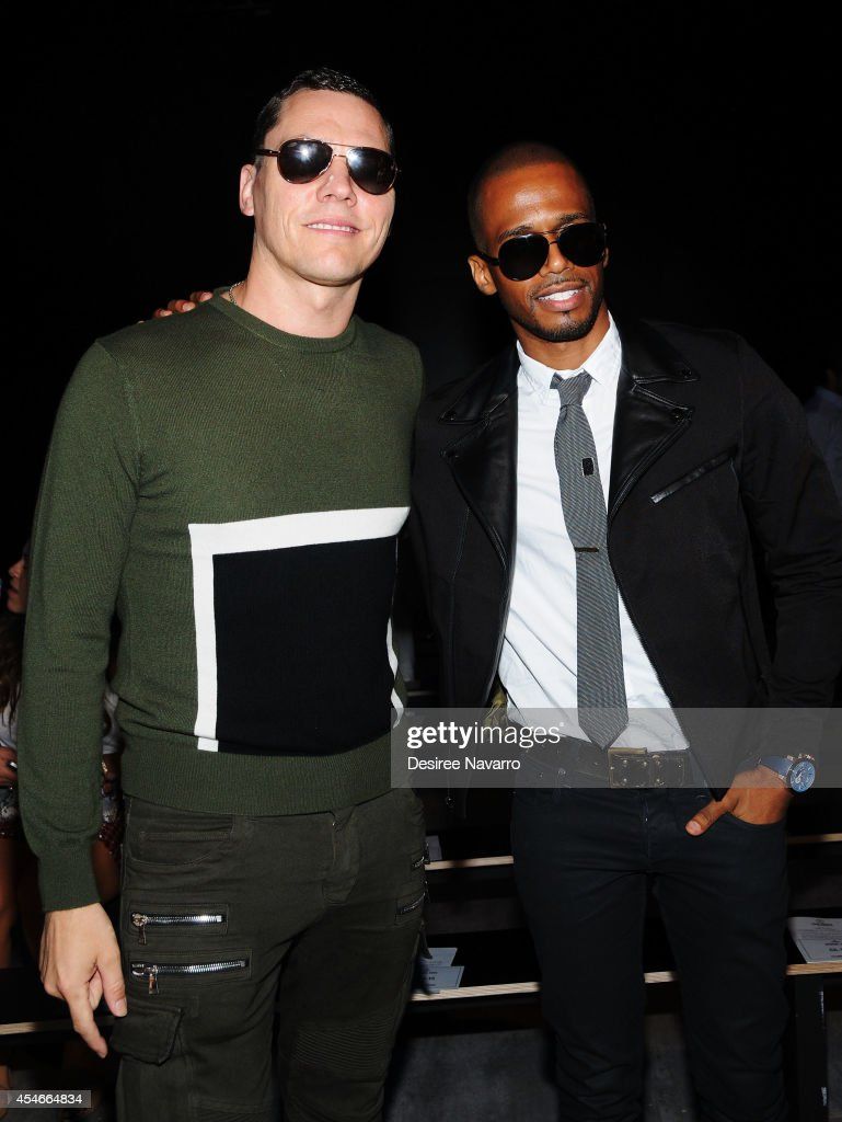 Todd Snyder - Front Row & Backstage - Mercedes-Benz Fashion Week Spring 2015
