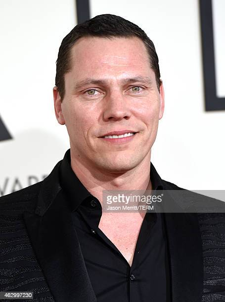 Tiesto attends The 57th Annual GRAMMY Awards at the STAPLES Center on February 8 2015 in Los Angeles California