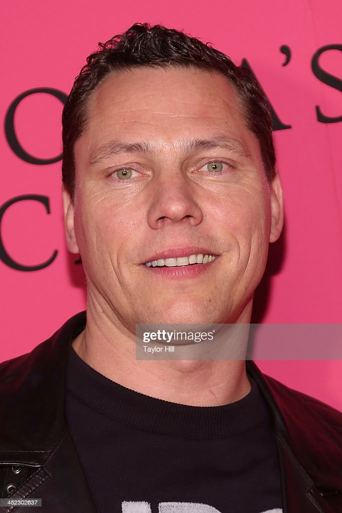 DJ Tiesto attends the after party for the 2013 Victoria's Secret Fashion Show at TAO Downtown on November 13, 2013 in New York City.