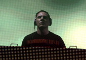 Tiesto performs during Ultra Music Festival at Bayfront Park Amphitheater on March 28 2014 in Miami Florida