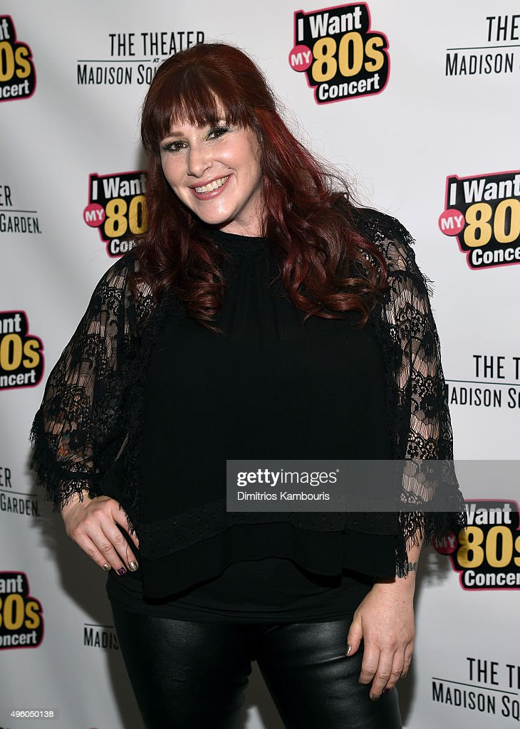 Tiffany attends the 'I Want My 80's' Concert at The Theater at Madison Square Garden on November 6, 2015 in New York City.