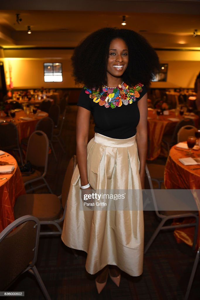 Tiffany Black at Upscale Magazine's Brunch Style featuring Vivian Green on August 20, 2017 in Atlanta, Georgia.