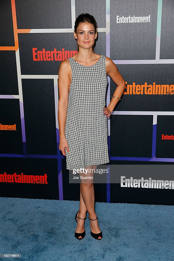 Tiffany Brouwer arrives to Entertainment Weekly's Annual Comic Con Celebration during Comic-Con International 2014 at Float at Hard Rock Hotel San Diego on July 26, 2014 in San Diego, California.