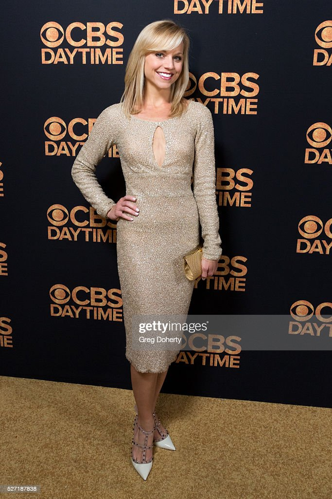 <a gi-track='captionPersonalityLinkClicked' href=/galleries/search?phrase=Tiffany+Coyne&family=editorial&specificpeople=5580817 ng-click='$event.stopPropagation()'>Tiffany Coyne</a> arrives at the CBS Daytime Emmy After Party at the Alexandria Ballrooms on May 1, 2016 in Los Angeles, California.
