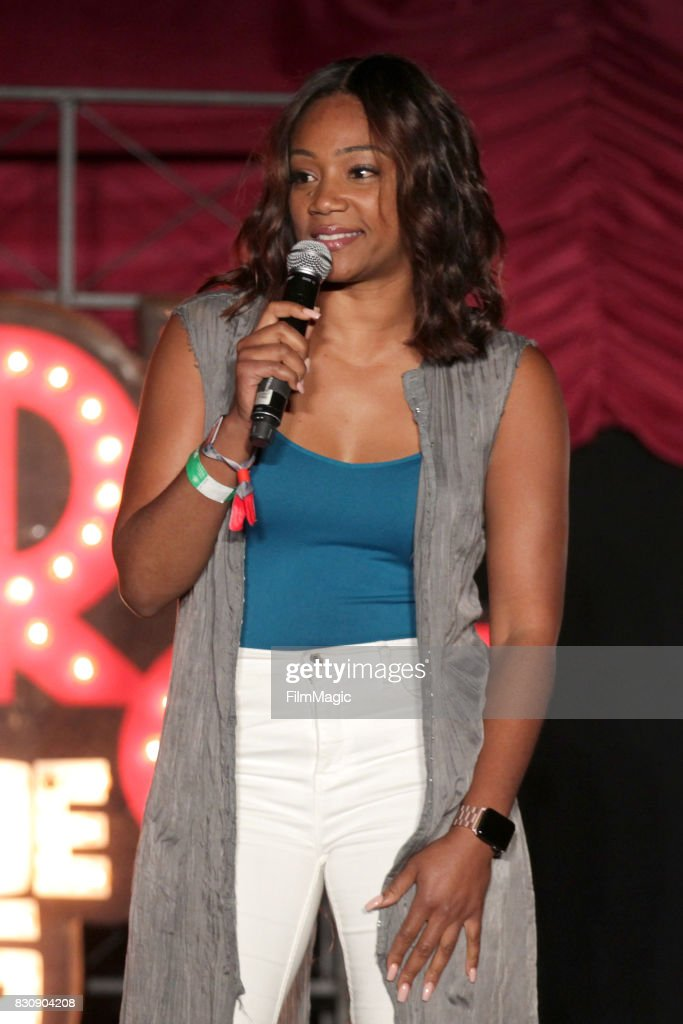 Tiffany Haddish performs on The Barbary Stage during the 2017 Outside Lands Music And Arts Festival at Golden Gate Park on August 12, 2017 in San Francisco, California.