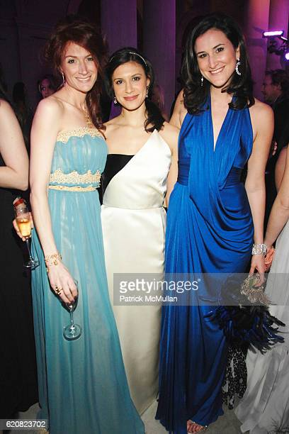 Tiffany Koury Tatiana Boncompagni and Lydia Fenet attend The Young Fellows of The Frick Collection with ELIE SAAB and IVANKA TRUMP Fine Jewelry...