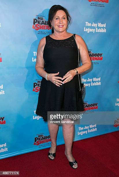 Tiffany Ward attends the DreamWorks Animation and Twentieth Century Fox Home Entertainment Present The Jay Ward Legacy exhibit at The Paley Center...
