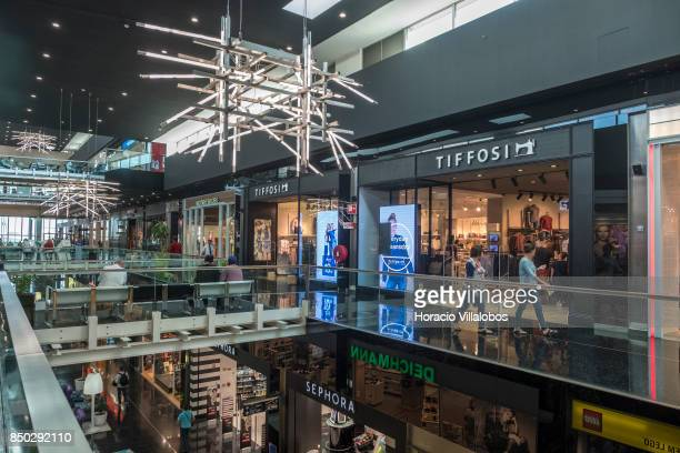 Tiffosi Sephora and other stores at Forum Sintra one of four commercial centers owned by The Blackstone Group in Lisbon region on September 20 2017...