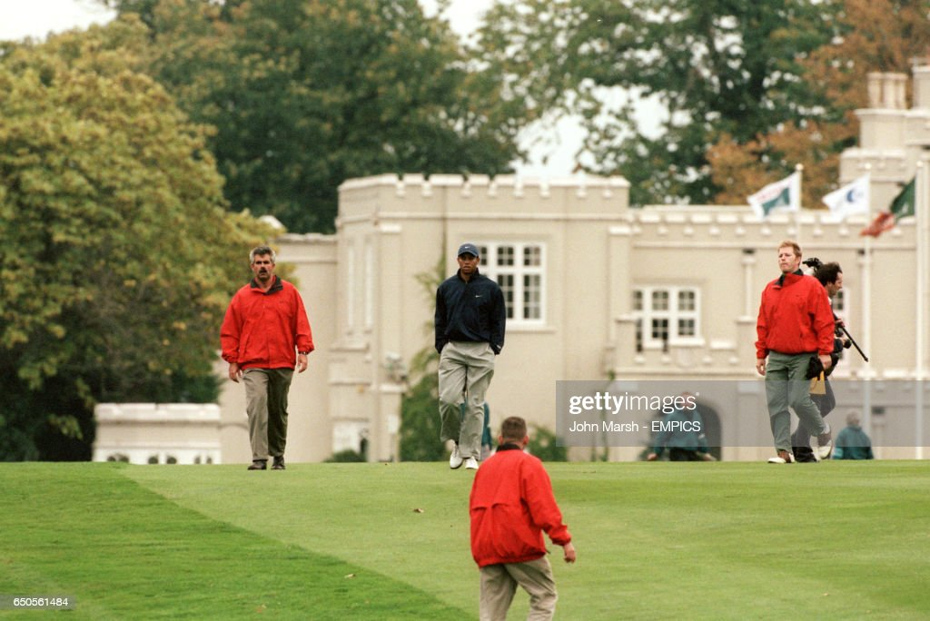 Golf - Cisco World Matchplay Championship - Wentworth - Second ...