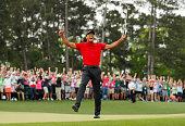 UNS: Tiger's Major Victories