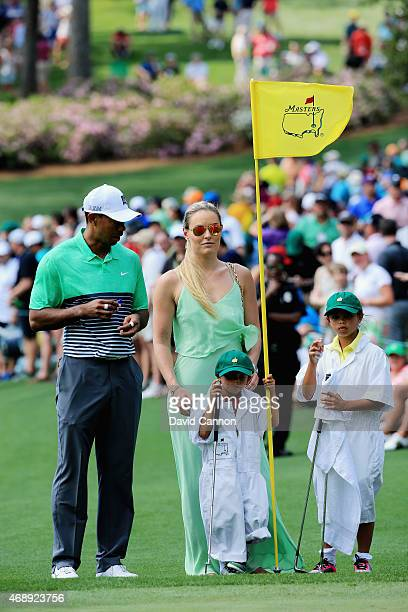 Lindsey Vonn Tiger Woods Confirm Relationship