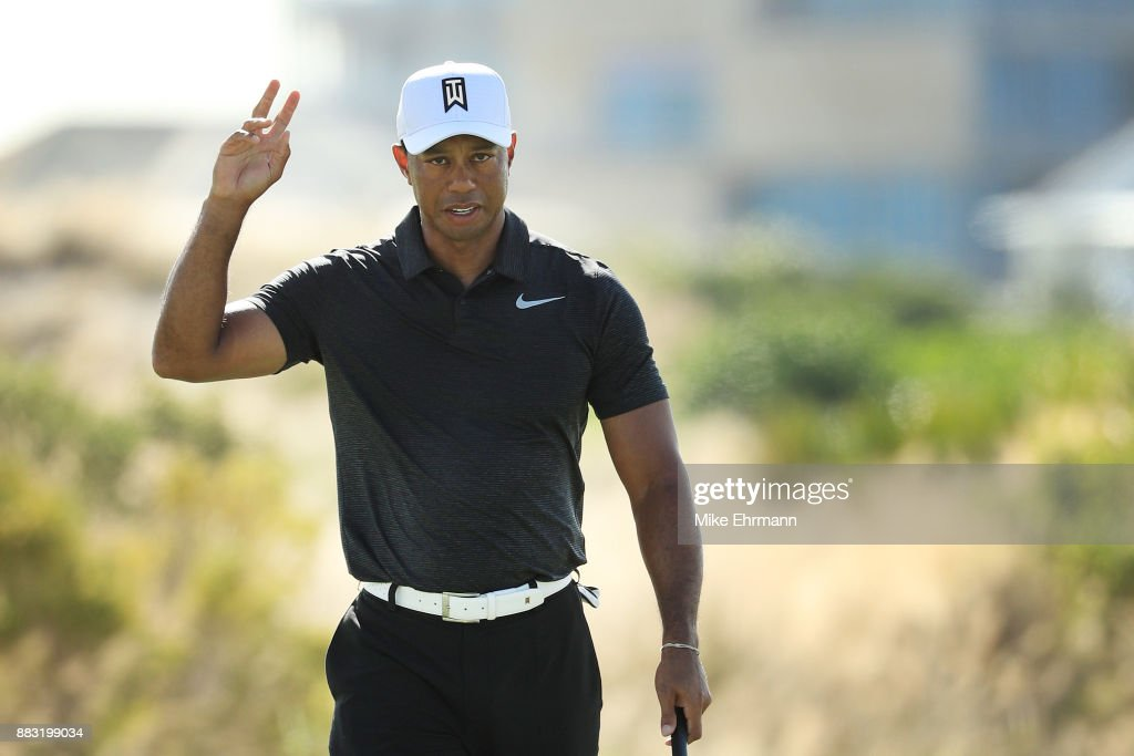 Hero World Challenge - Round One