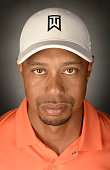 Tiger Woods poses for a portrait during the Zurich ProAm the Farmers Insurance Open at Torrey Pines Golf Course on January 22 2014 in La Jolla...