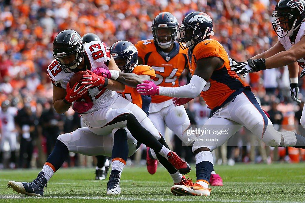 Atlanta Falcons v Denver Broncos
