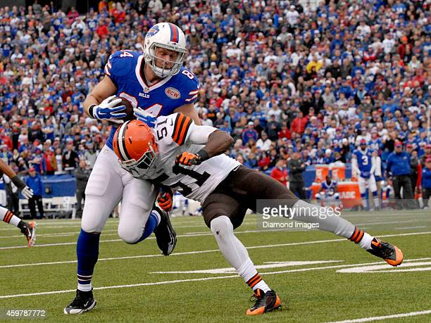 Scott Chandler American Football Player Stock Photos and ...