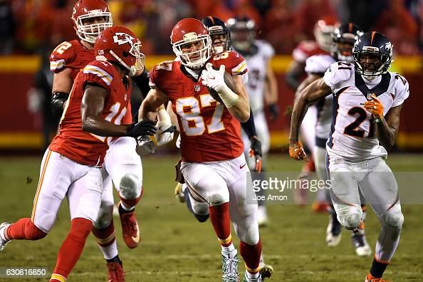 BRONCOS-CHIEFS week 16 : News Photo