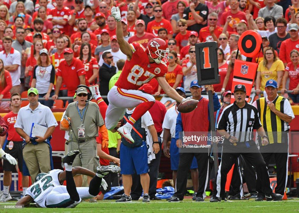 Philadelphia Eagles v Kansas City Chiefs : News Photo