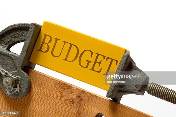 Tighten the budget