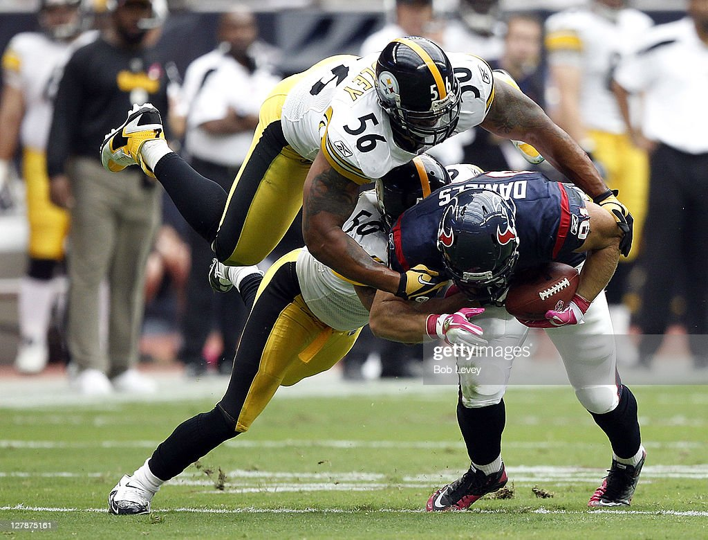 Pittsburgh Steelers v Houston Texans