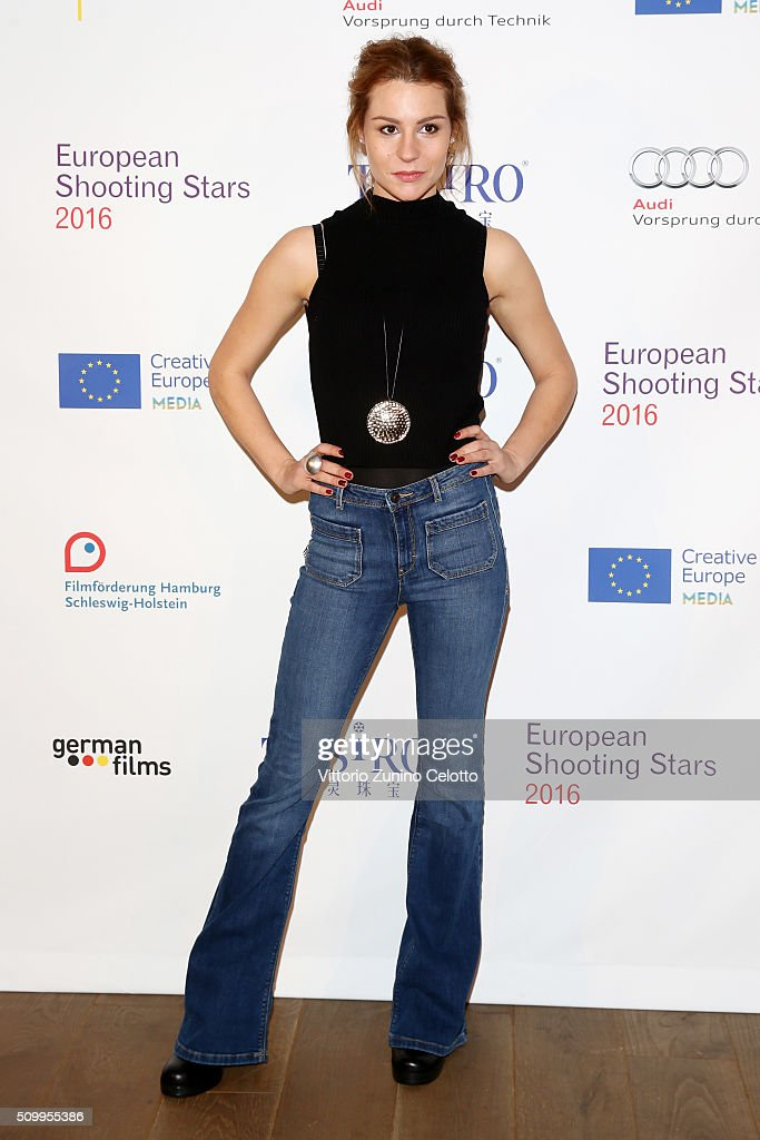 Tihana Lazovic attends the Shooting Stars 2016 photo call in cooperation with L'Oreal during the 66th Berlinale International Film Festival Berlin at 25hours Hotel on February 13, 2016 in Berlin, Germany.