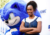 CA: Sonic The Hedgehog Family Day Event - Red Carpet