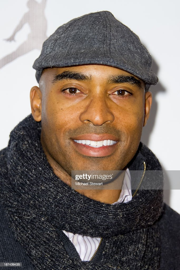 Tiki Barber attends the PitCCh In Foundation 2013 Challenge Rules Party at Luxe at Lucky Strike Lanes on November 8, 2013 in New York City.