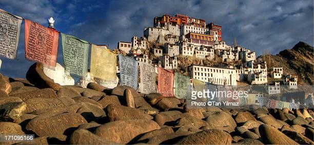 Tikse Monastery