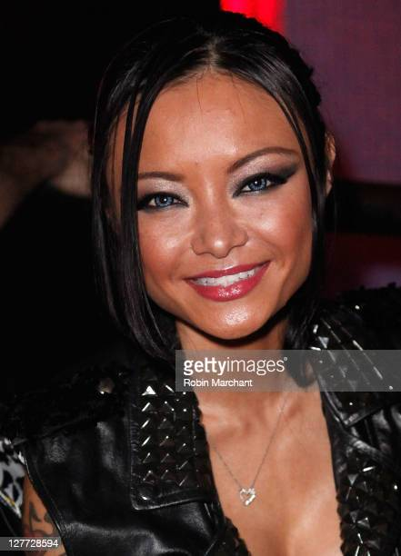 Tila Tequila performs at F Word at Splash Bar on October 1 2011 in New York City