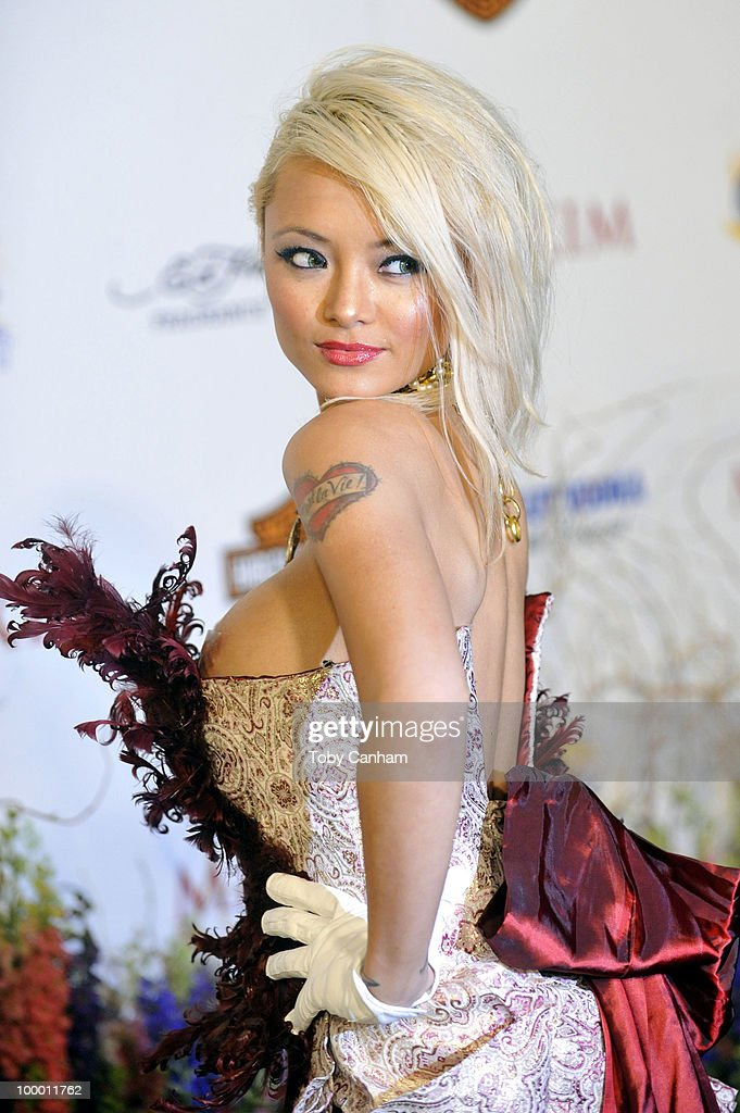 Tila Tequila poses for a picture at the 11th Annual Maxim Hot 100 Party on May 19, 2010 in Los Angeles, California.