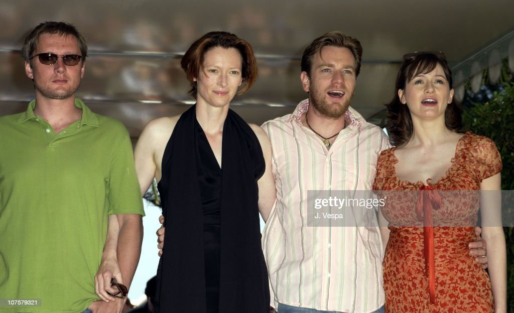 Tilda Swinton David Mackenzie Ewan McGregor and Emily Mortimer