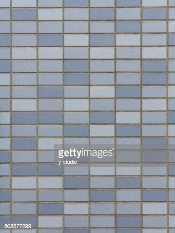 Tile wall : Bildbanksbilder