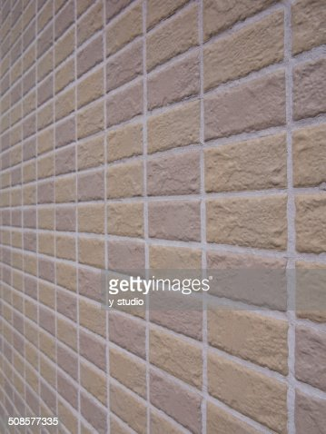 Tile wall : Stock Photo