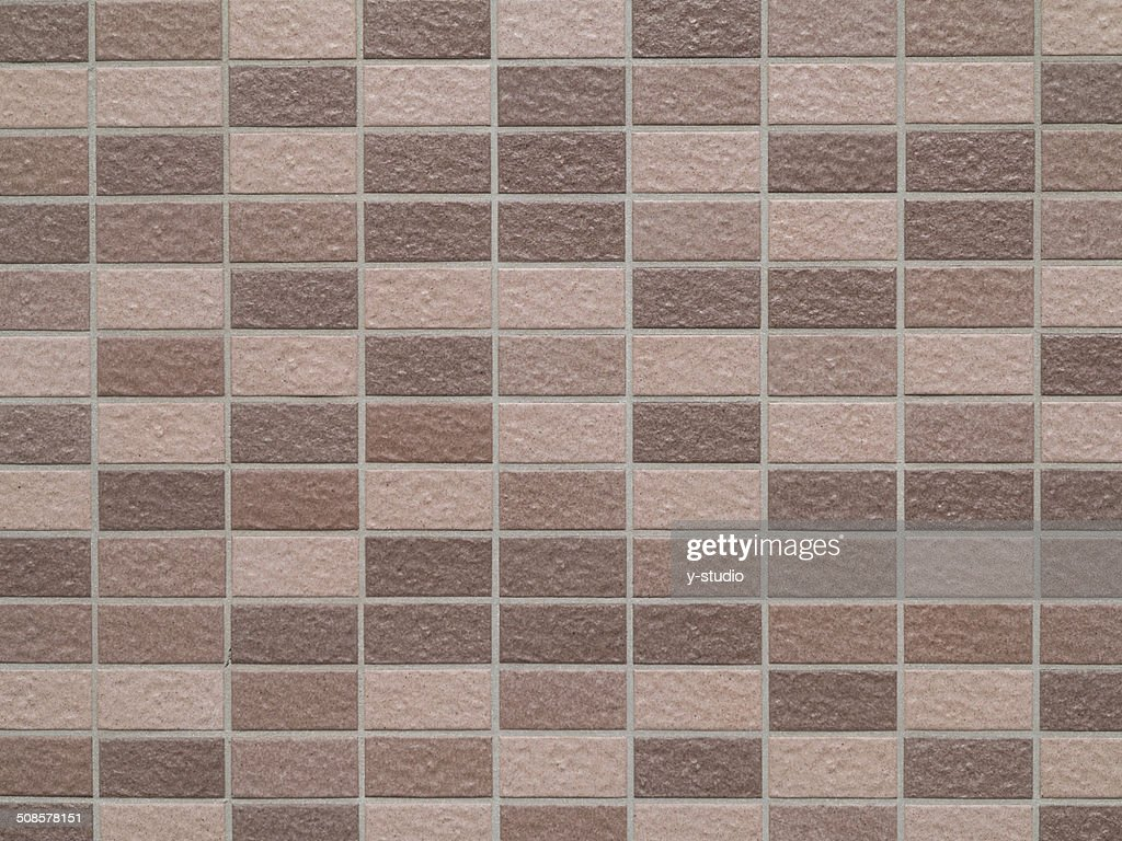 Tile wall : Stockfoto